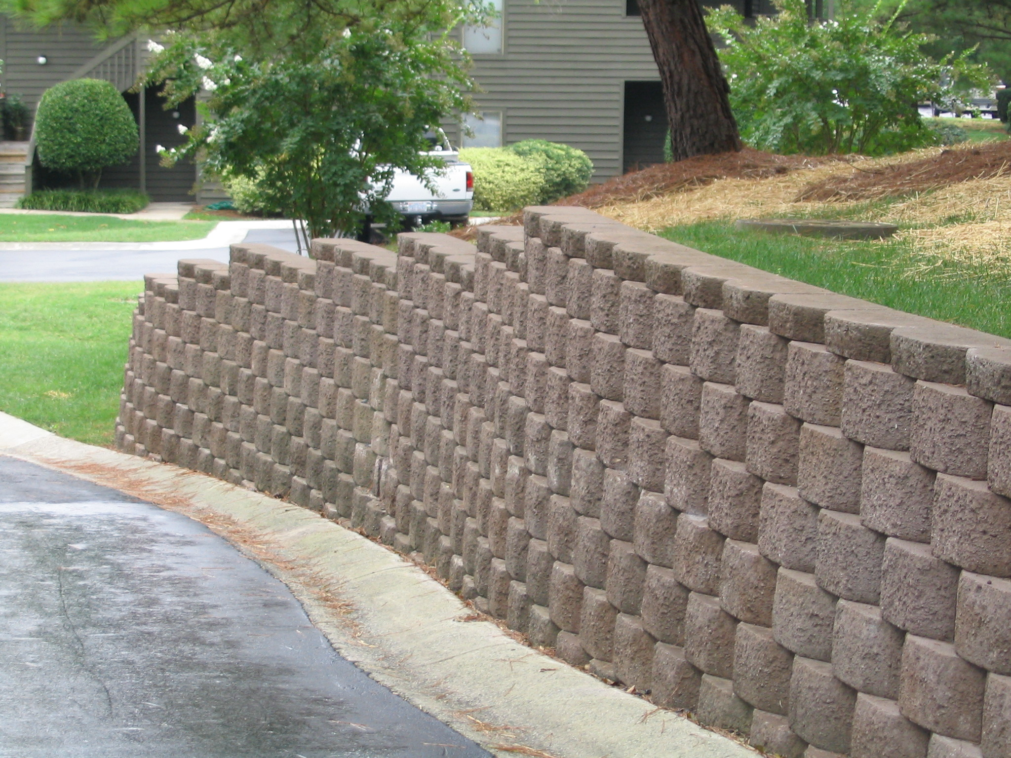 Eugene Retaining Wall Construction Wall Contractor